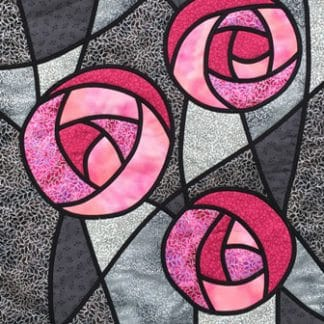 Glas in lood/Celtic quilts